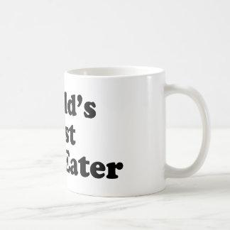 World's Best Meat Eater Coffee Mug
