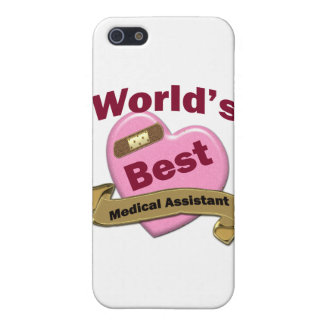 World's Best Medical Assistant iPhone 5/5S Cover