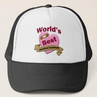 World's Best Medical Assistant Trucker Hat