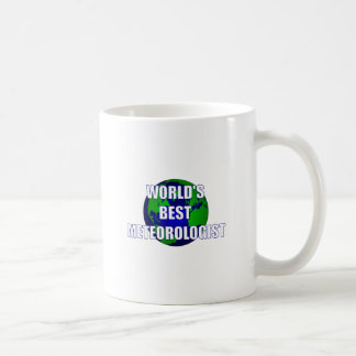 World's Best Meteorologist Coffee Mug
