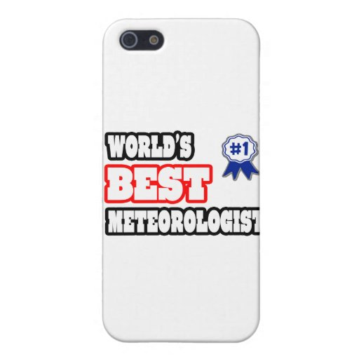 World's Best Meteorologist iPhone 5 Cover