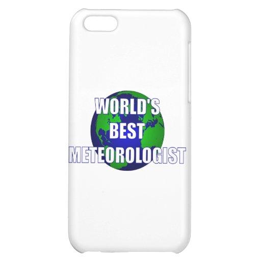 World's Best Meteorologist iPhone 5C Covers