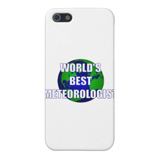 World's Best Meteorologist iPhone SE/5/5s Cover