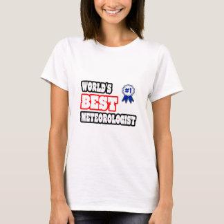 World's Best Meteorologist T-Shirt