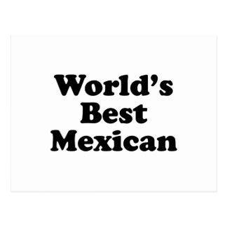 World's Best Mexican Postcard