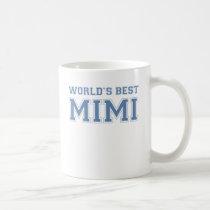 Worlds Best Mimi Coffee Mug