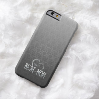 World's Best Mom | Adorable Gift Barely There iPhone 6 Case