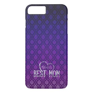 World's Best Mom | Adorable Gift iPhone 8 Plus/7 Plus Case