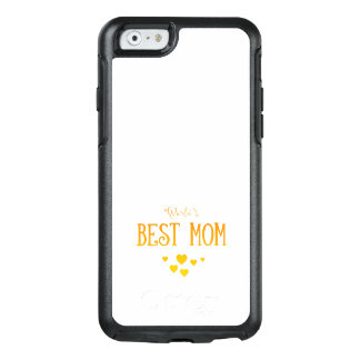 World's Best Mom | Adorable Gift OtterBox iPhone 6/6s Case