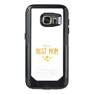 World's Best Mom | Adorable Gift OtterBox Samsung Galaxy S7 Case