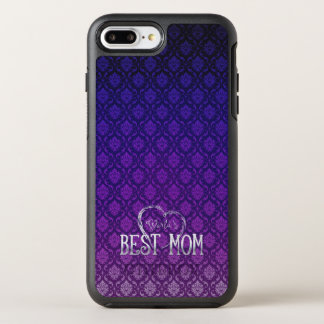 World's Best Mom | Adorable OtterBox Symmetry iPhone 8 Plus/7 Plus Case