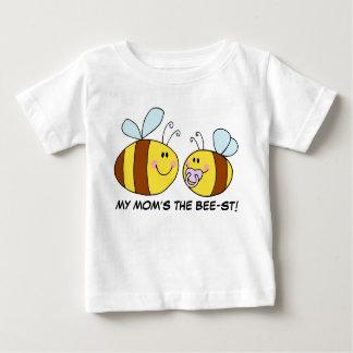 World's Best Mom (Bee) Tee Shirt