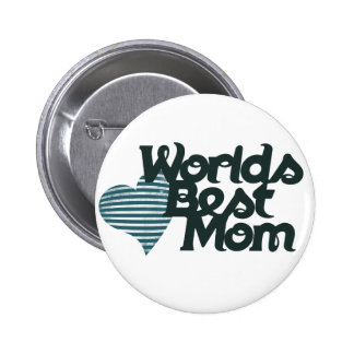 Worlds Best Mom Button