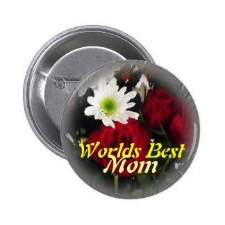 Worlds Best Mom Button 1