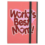 Worlds Best Mom Case For iPad Air