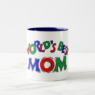Worlds Best Mom Coffee, Tea Cup