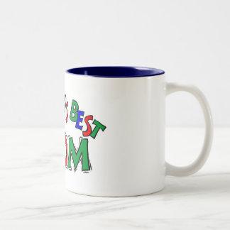 Worlds Best Mom Coffee Tea Cup Coffee Mug