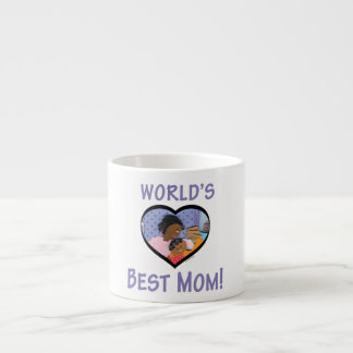 World's Best Mom Espresso Cup