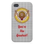 World's Best Mom iPhone 4 Cover