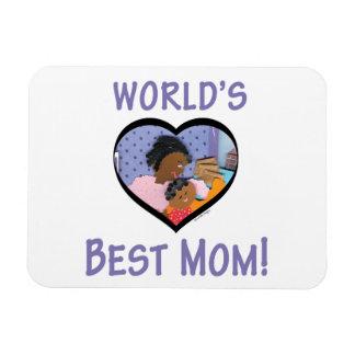World's Best Mom Magnet