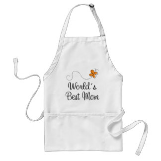 World's Best Mom Mother's Day Gift Adult Apron
