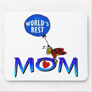 World's Best Mom Mouse Pad