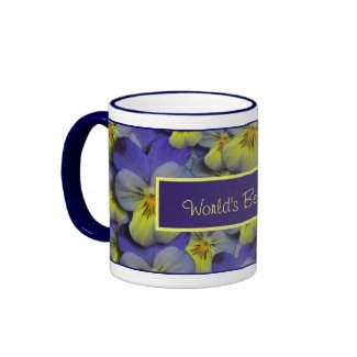 World's Best Mom Mug mug