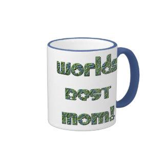 """World's Best Mom"" Mug"