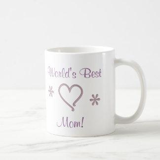 World's Best Mom! Mugs