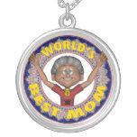World's Best Mom Custom Necklace