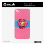 World's best mom pink diamonds skins for the iPhone 4S