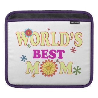 World's Best Mom Sleeve For iPads