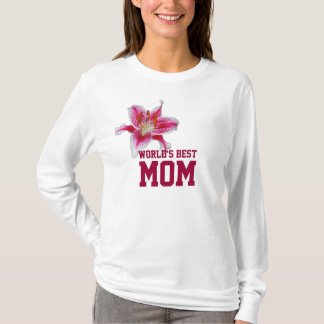 World's Best Mom Stargazer T-shirt
