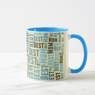 World's Best Mom Text 02 Mug