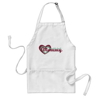 Worlds Best Mommy Aprons