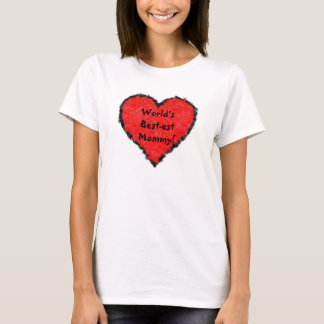 World's Best Mommy Shirt