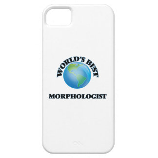 World's Best Morphologist iPhone 5 Covers