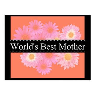 Worlds Best Mother Card