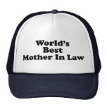 World's Best Mother In Law Hat