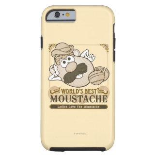 World's Best Moustache iPhone 6 Case