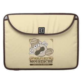 World's Best Moustache Sleeve For MacBooks