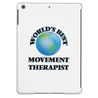 World's Best Movement Therapist iPad Air Cover