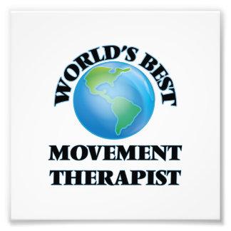 World's Best Movement Therapist Photograph