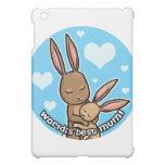 Worlds best Mum Bunny iPad Mini Cover