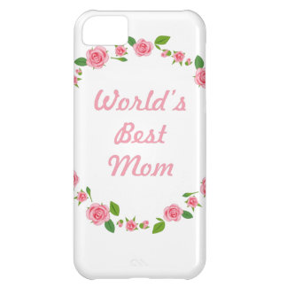 Worlds Best mum mothers day gift iPhone 5C Case