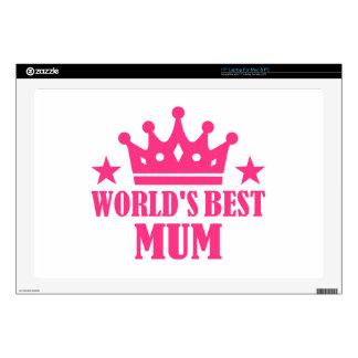 """World's Best Mum Skins For 17"""" Laptops"""