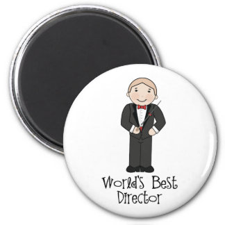 Worlds Best Music Director Magnet