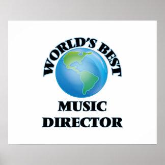 World's Best Music Director Poster