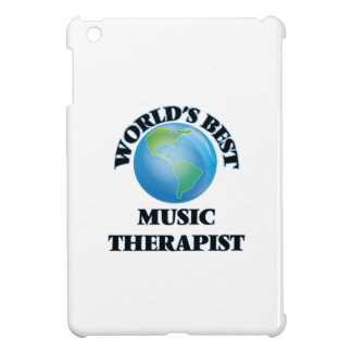 World's Best Music Therapist Cover For The iPad Mini