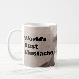 World's Best Mustache Coffee Mug